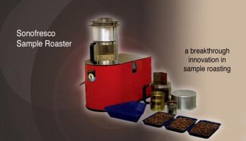 Sample Coffee Roaster - The Coffee Beans